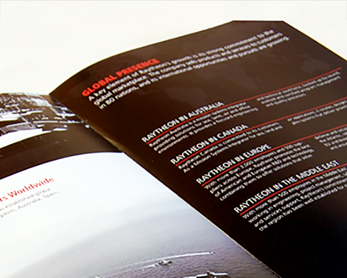 inside pages pf brochure